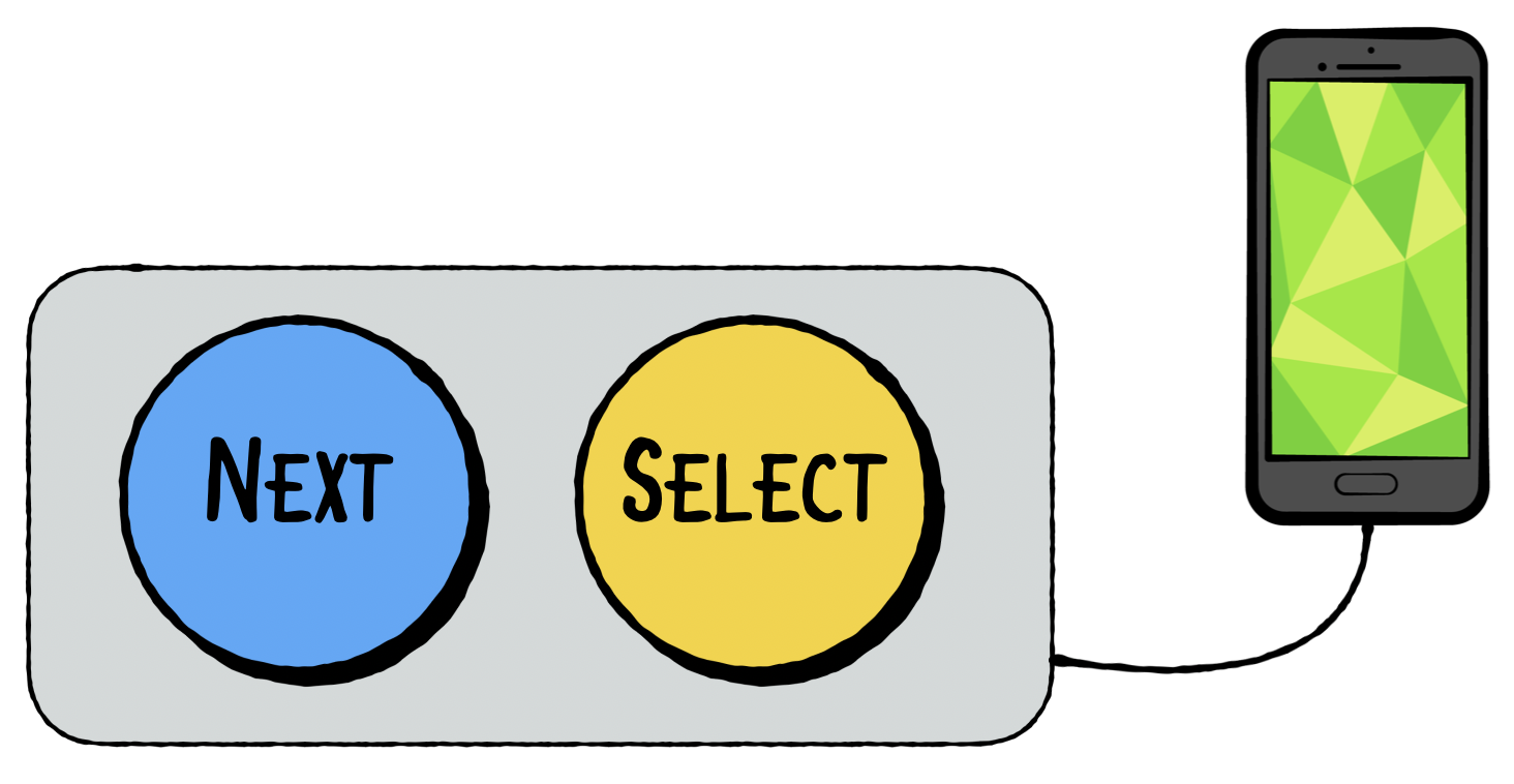 Example of a switch.