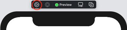 Live preview button