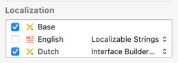 Adding a Dutch localization