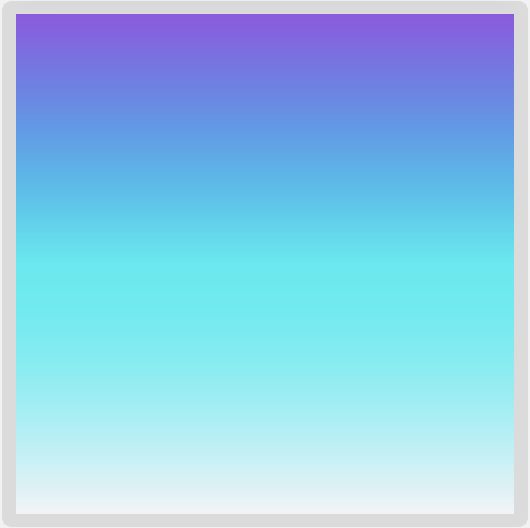 Gray added to gradient