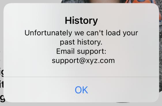 Load error