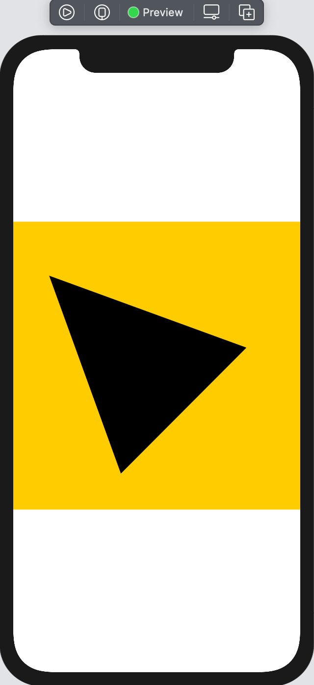 Resizable Triangle