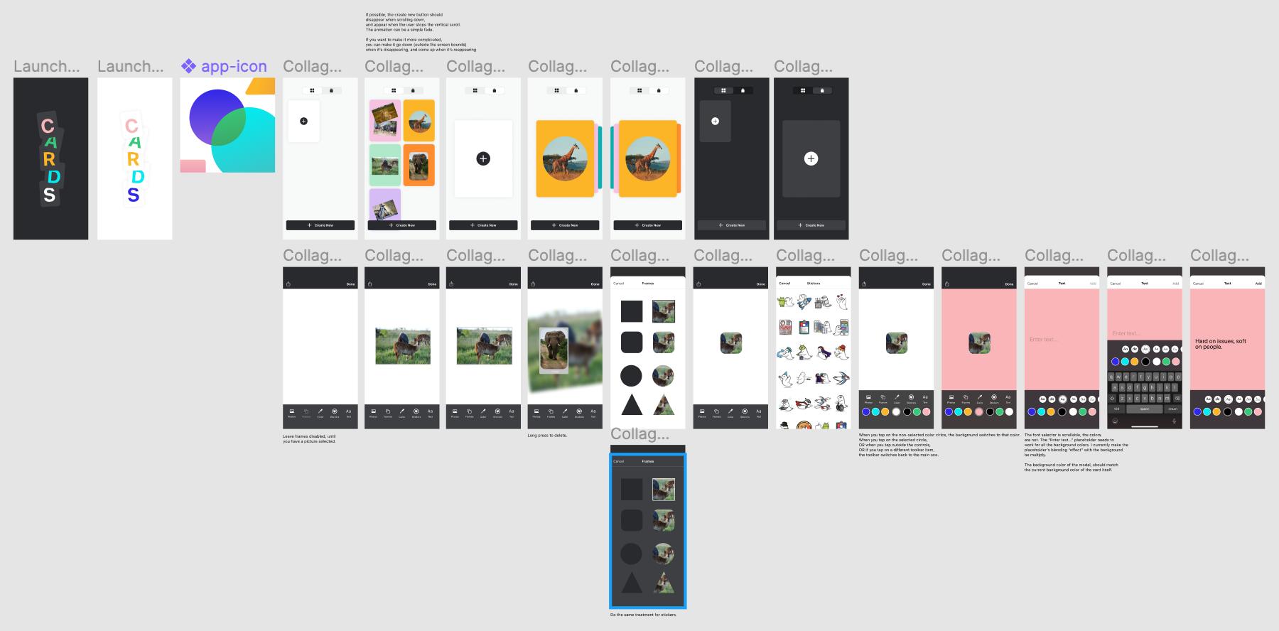 A Figma design file