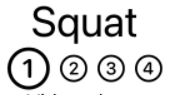 Overriding the stack's font size for the first symbol