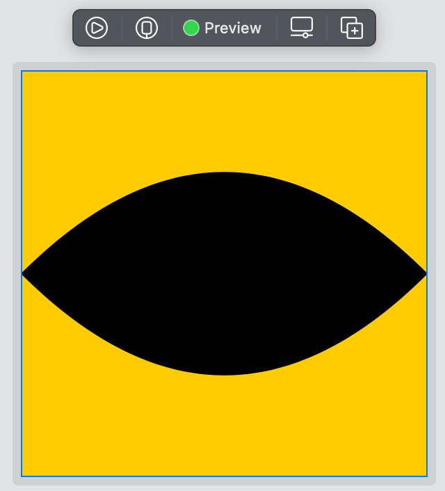 Lens shape