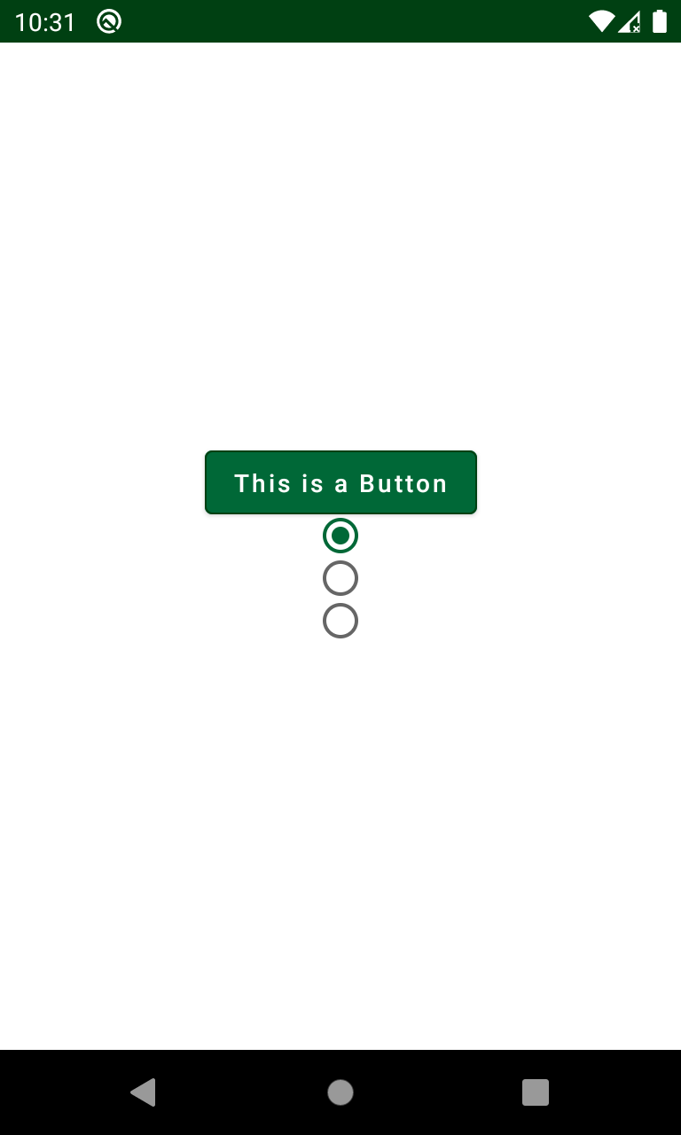 Radio Button