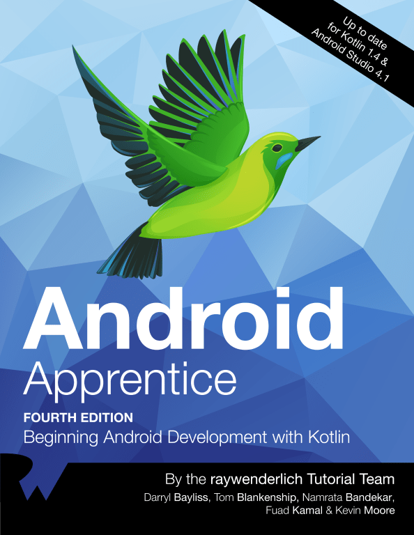 Android Apprentice Cover