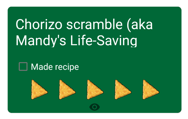 Screenshot of scaled text, cut off