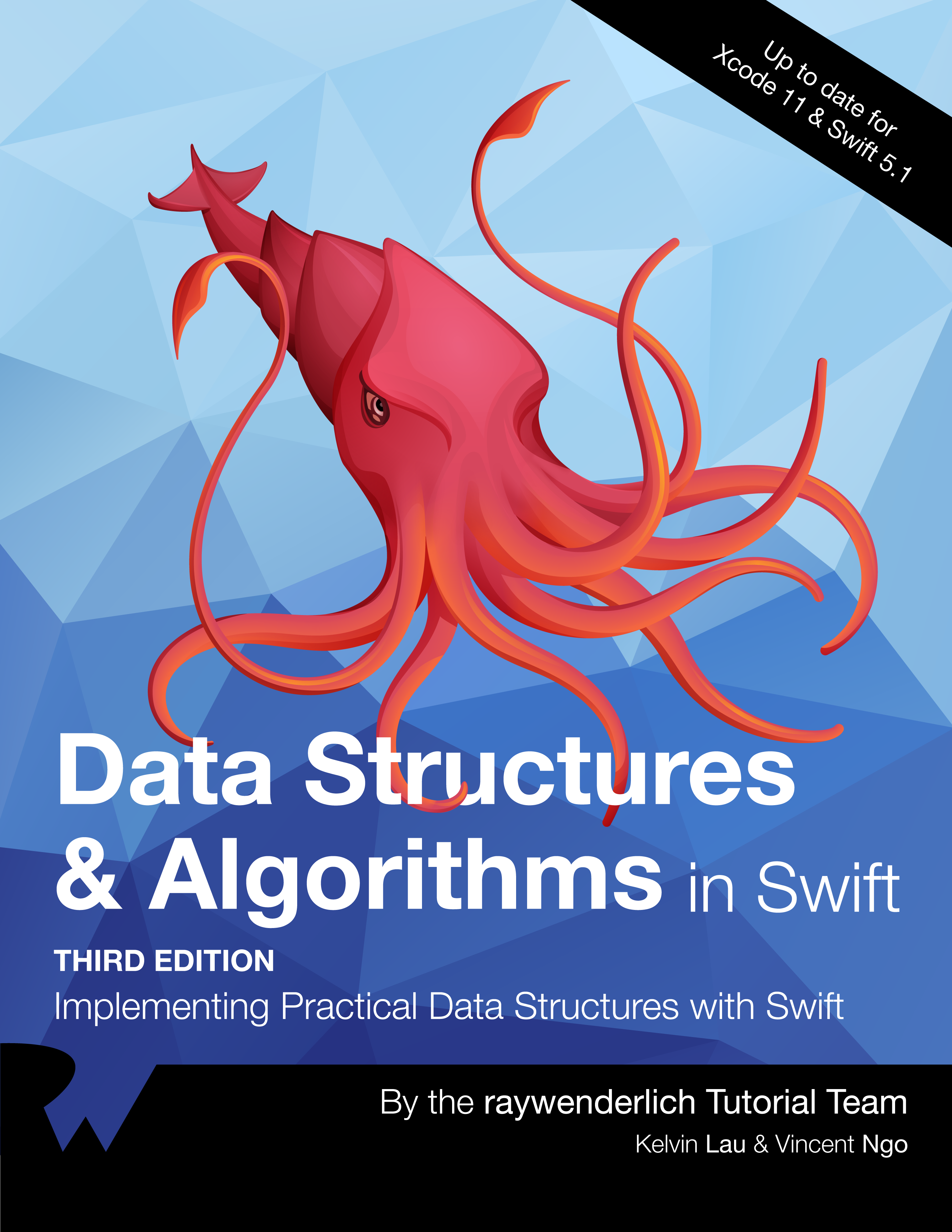 Data Structures & Algorithms in Swift Cover