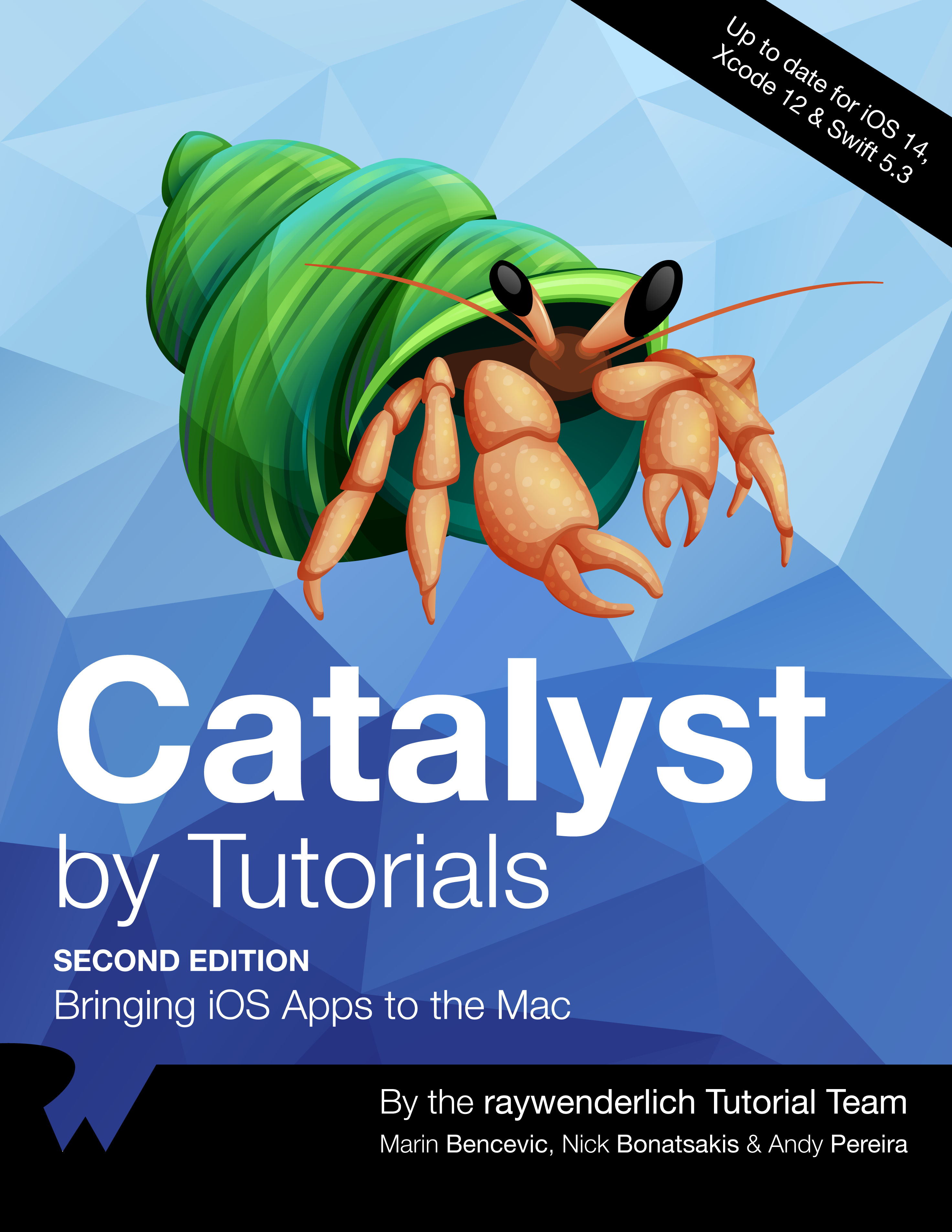 Catalyst by Tutorials Cover