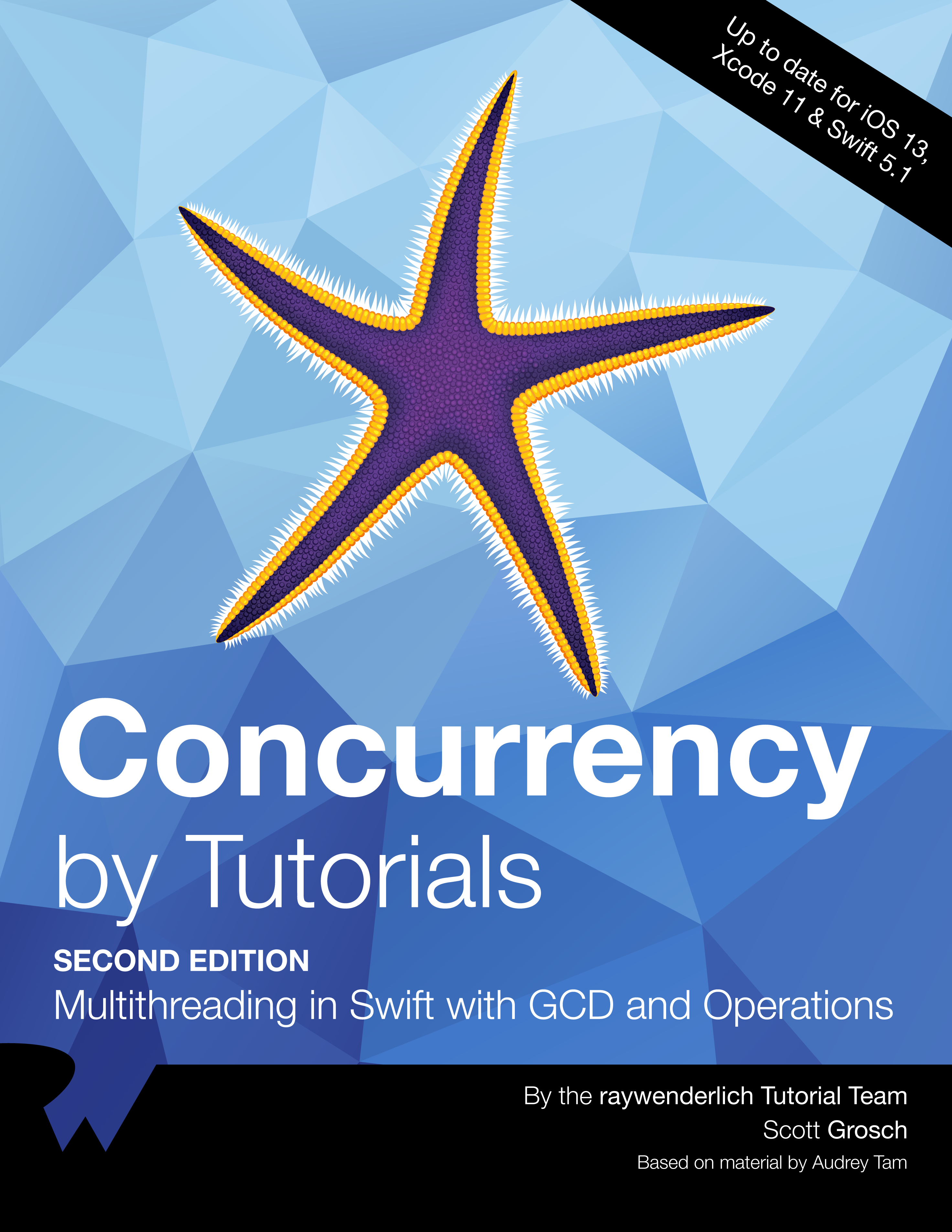 Concurrency by Tutorials