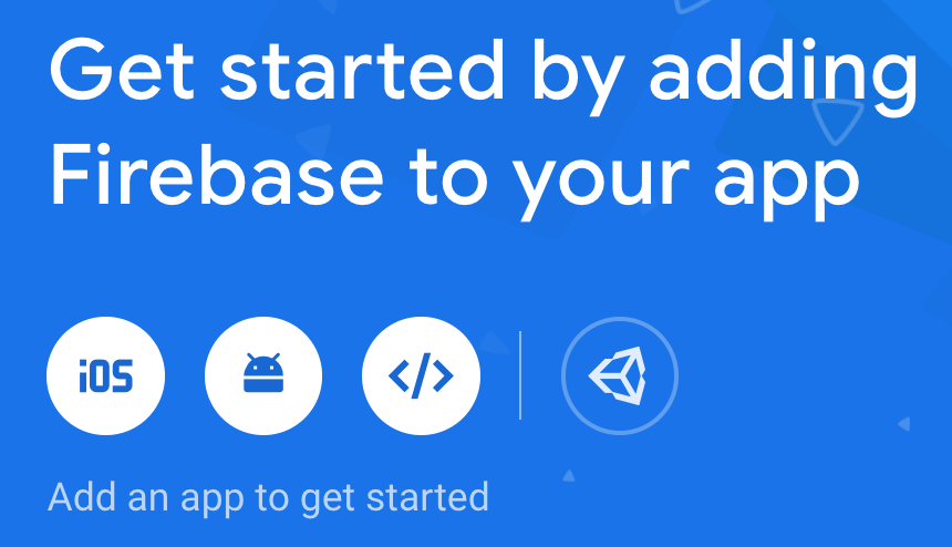 Figure 19.4 — Adding Firebase to Your App