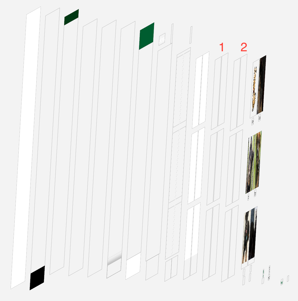 Figure 21.24 — Layout Inspector View Hierarchy