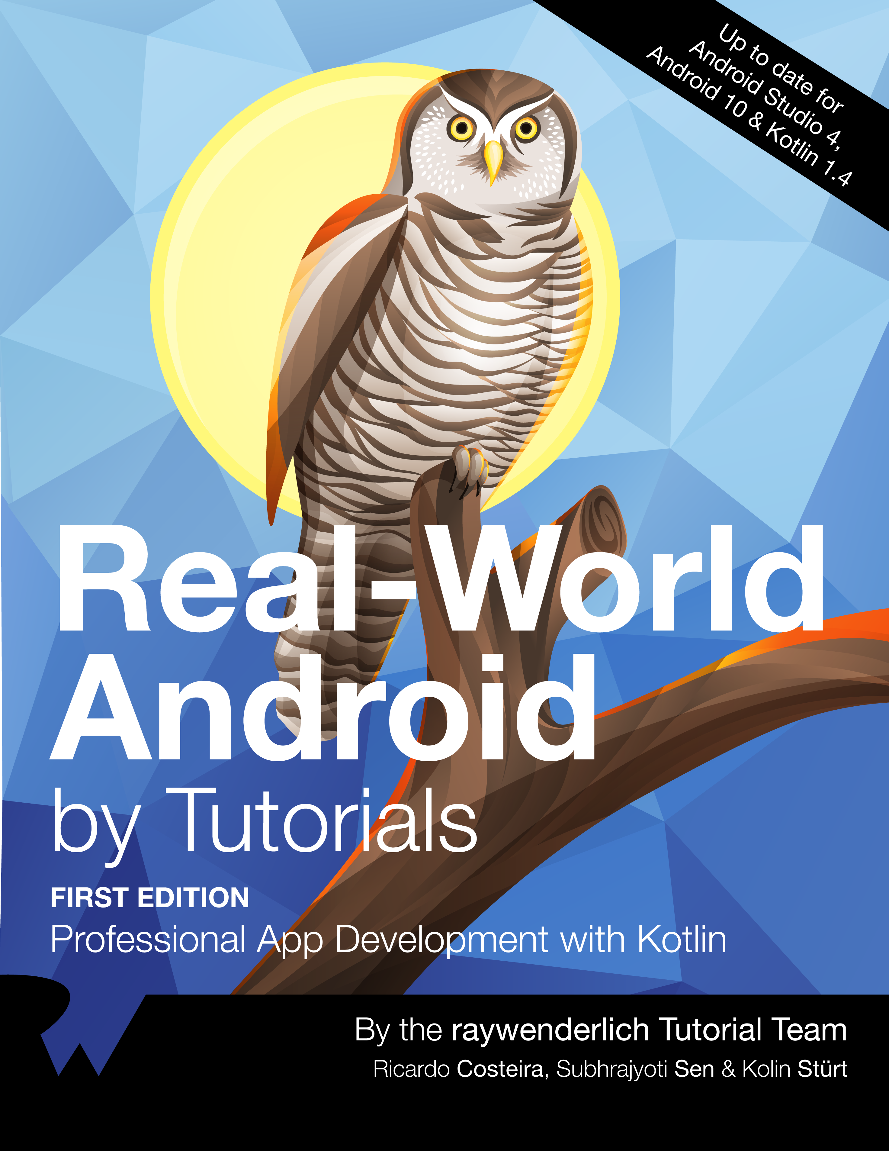 Real-World Android by Tutorials
