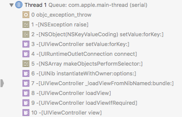 Xcode now halts the app at the point the exception occurs