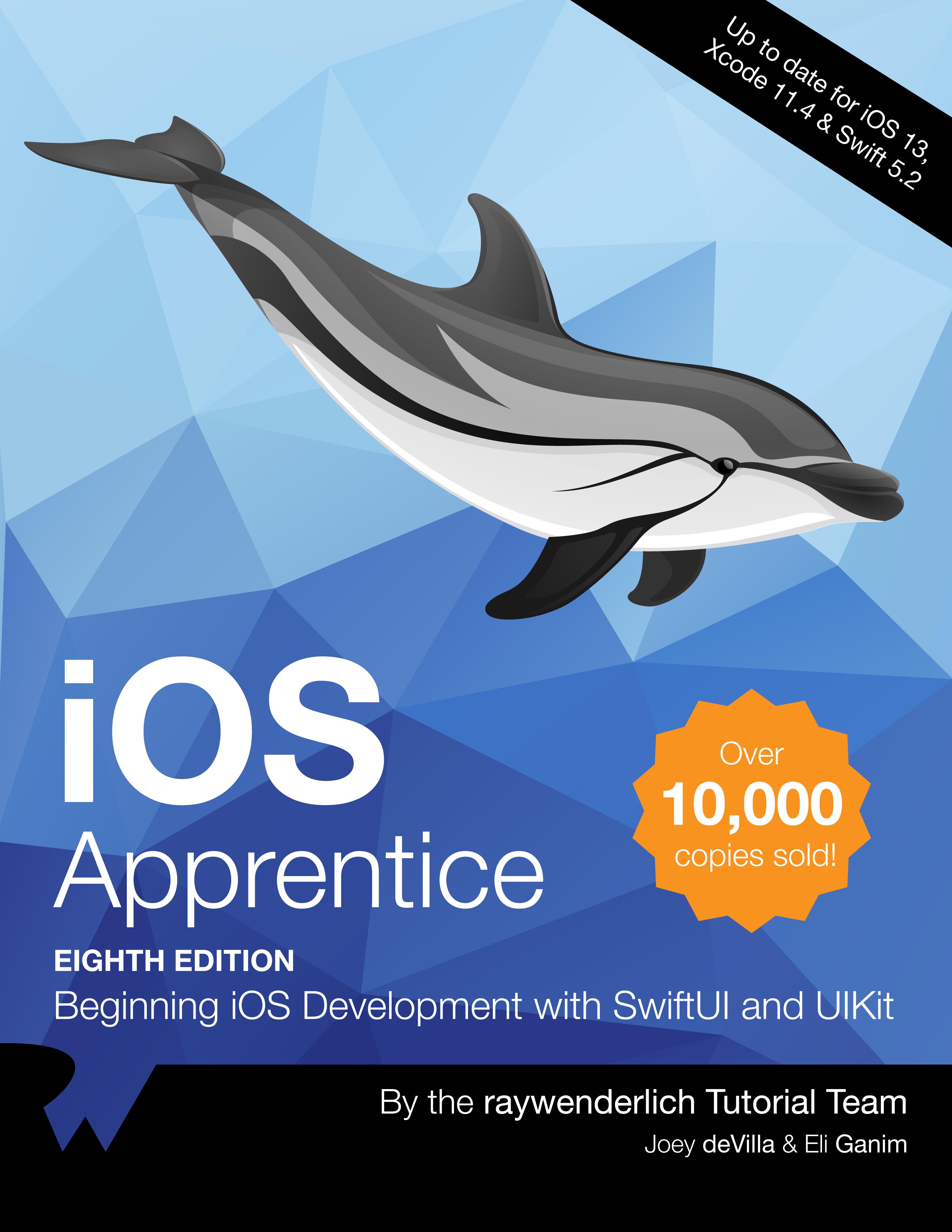 iOS Apprentice Cover