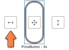The Slice Horizontally button