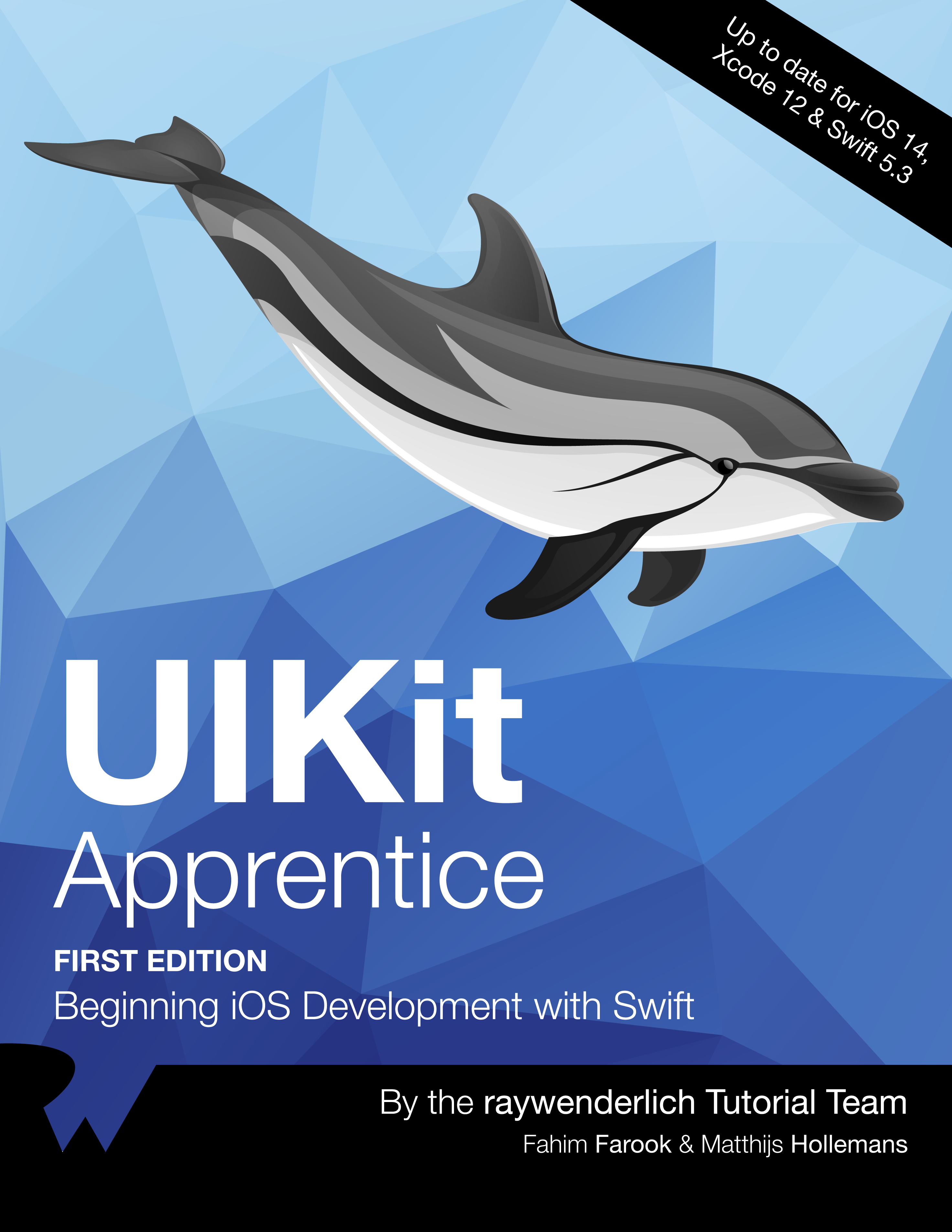 UIKit Apprentice Cover