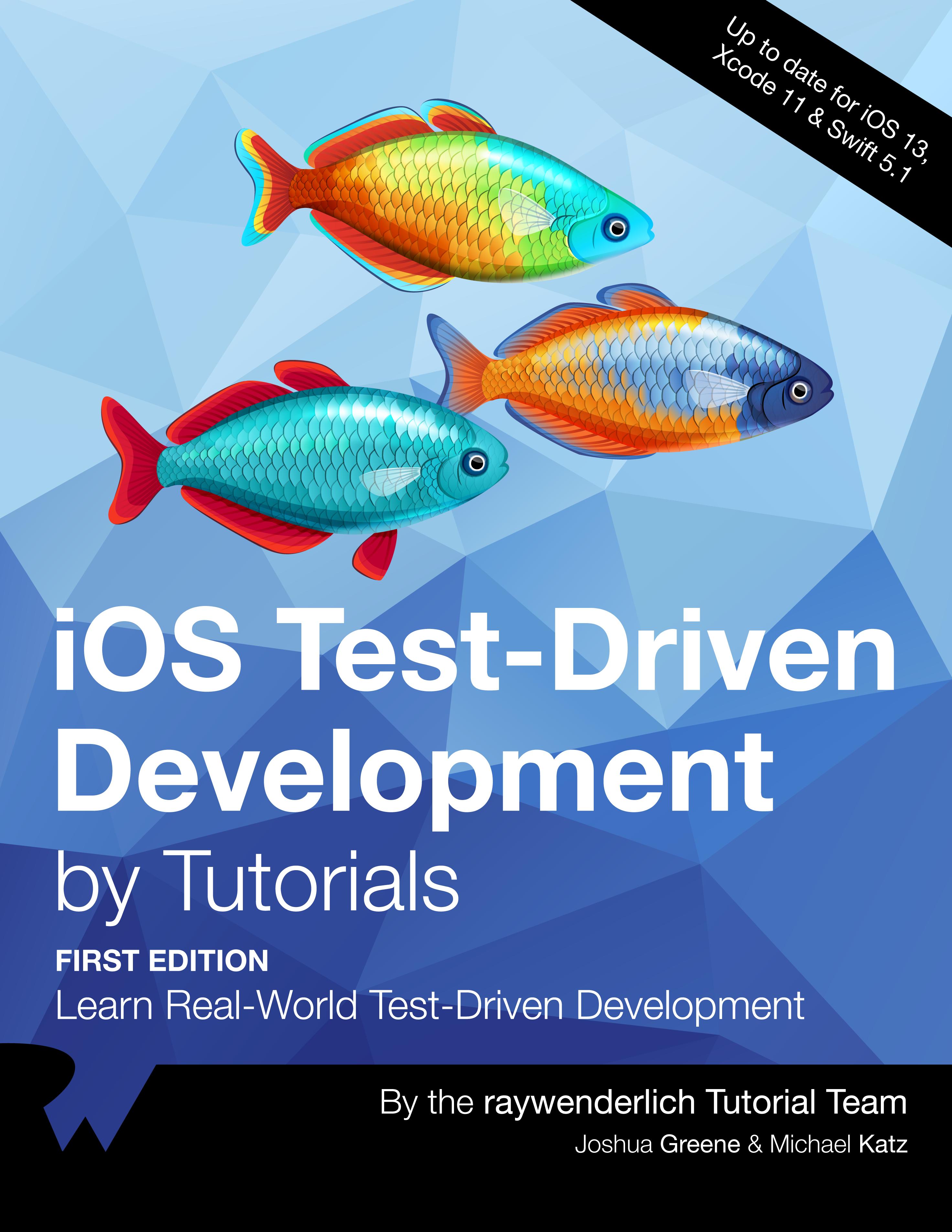 iOS Test-Driven Development by Tutorials