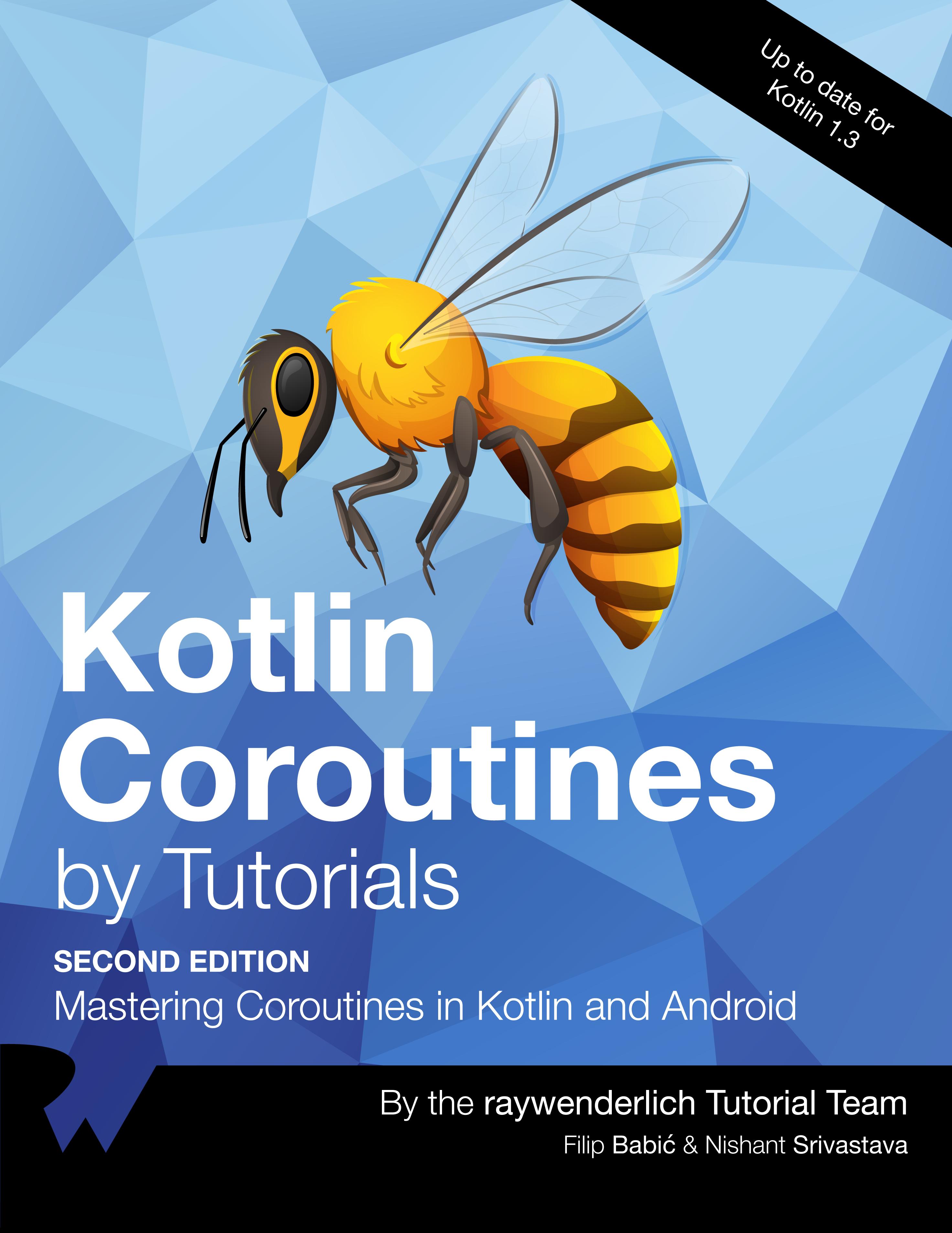 Kotlin Coroutines by Tutorials