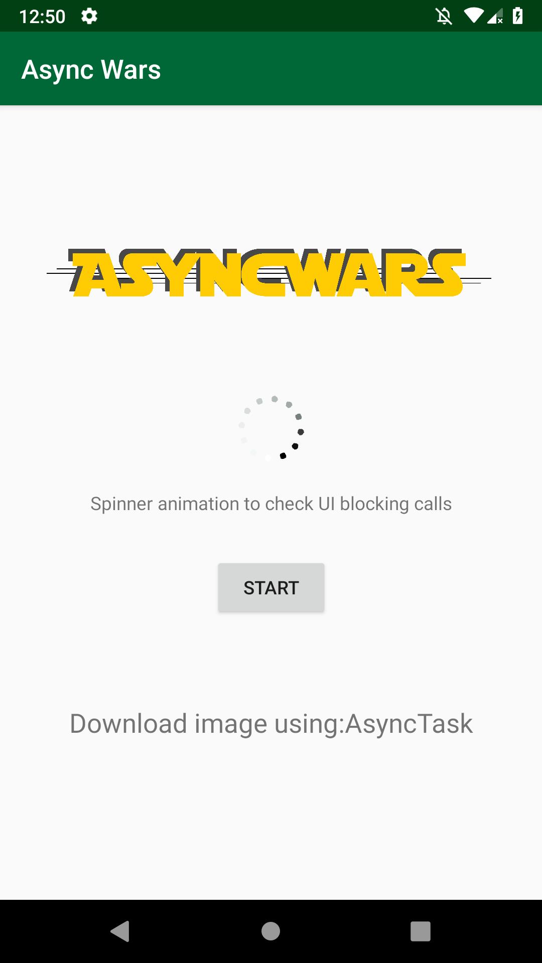 Download image using AsyncTask