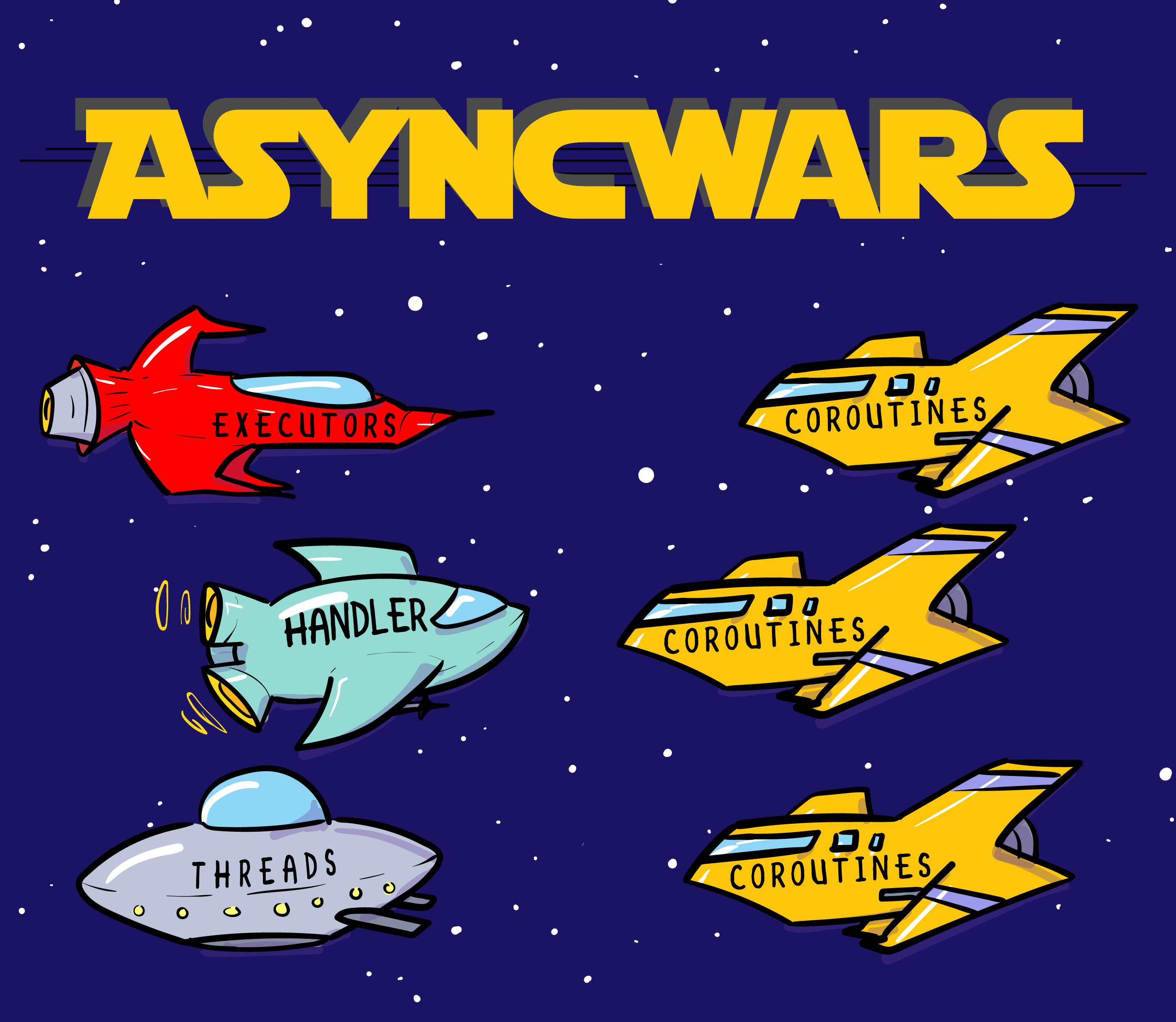 Async Wars
