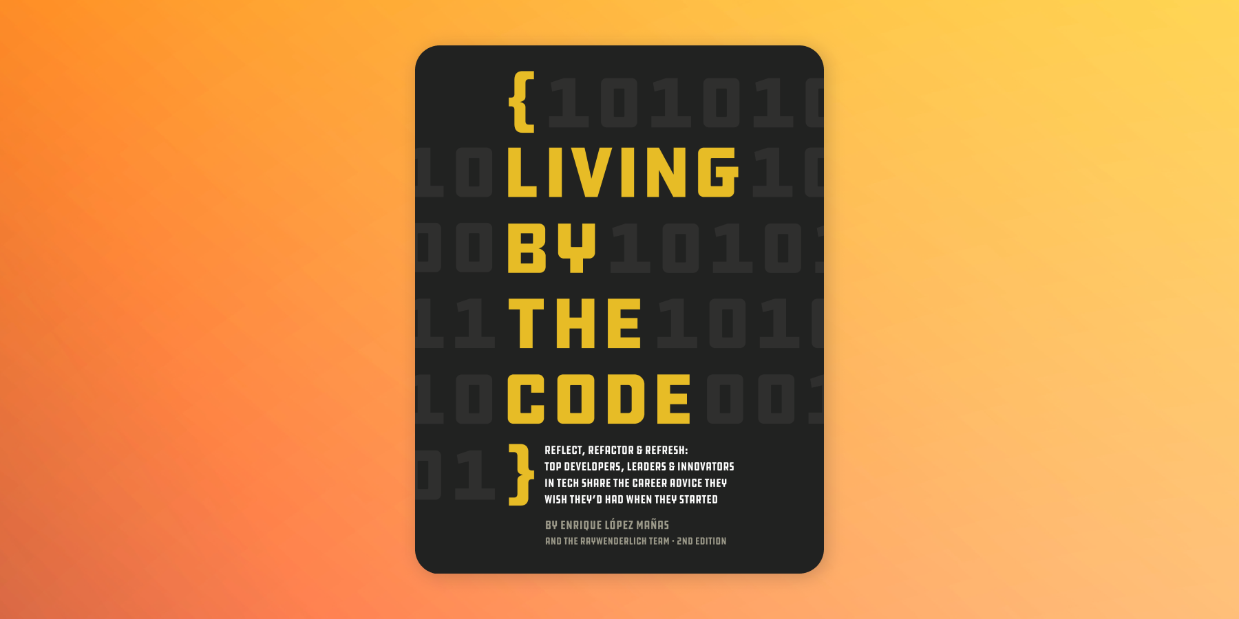 Living by the Code [SUBSCRIBER]