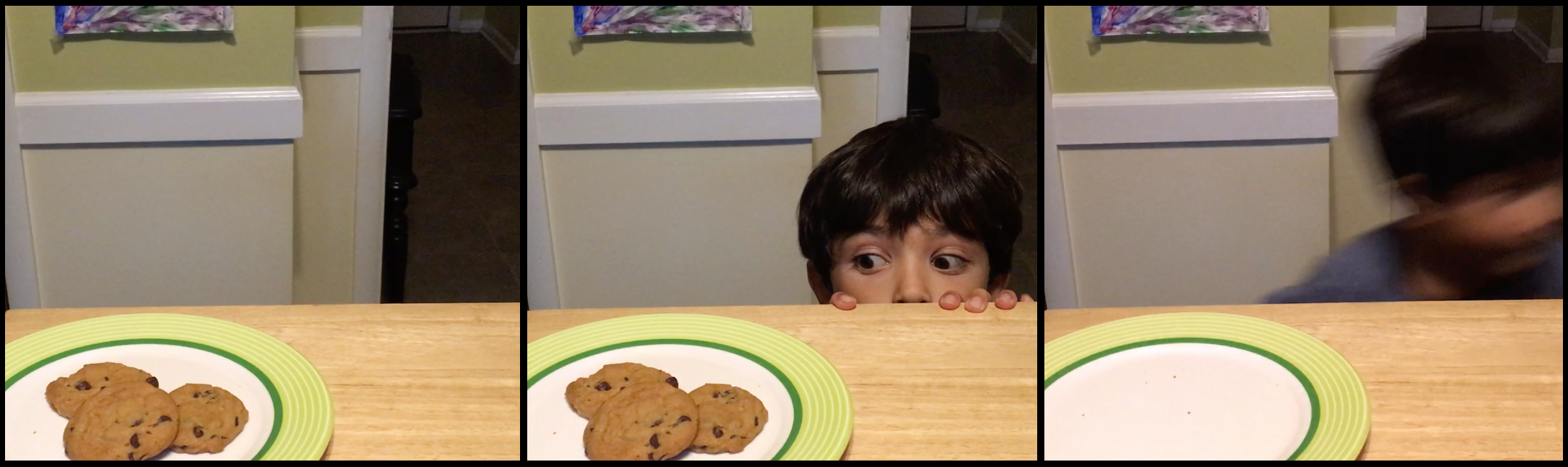 The Case of the Disappearing Cookies