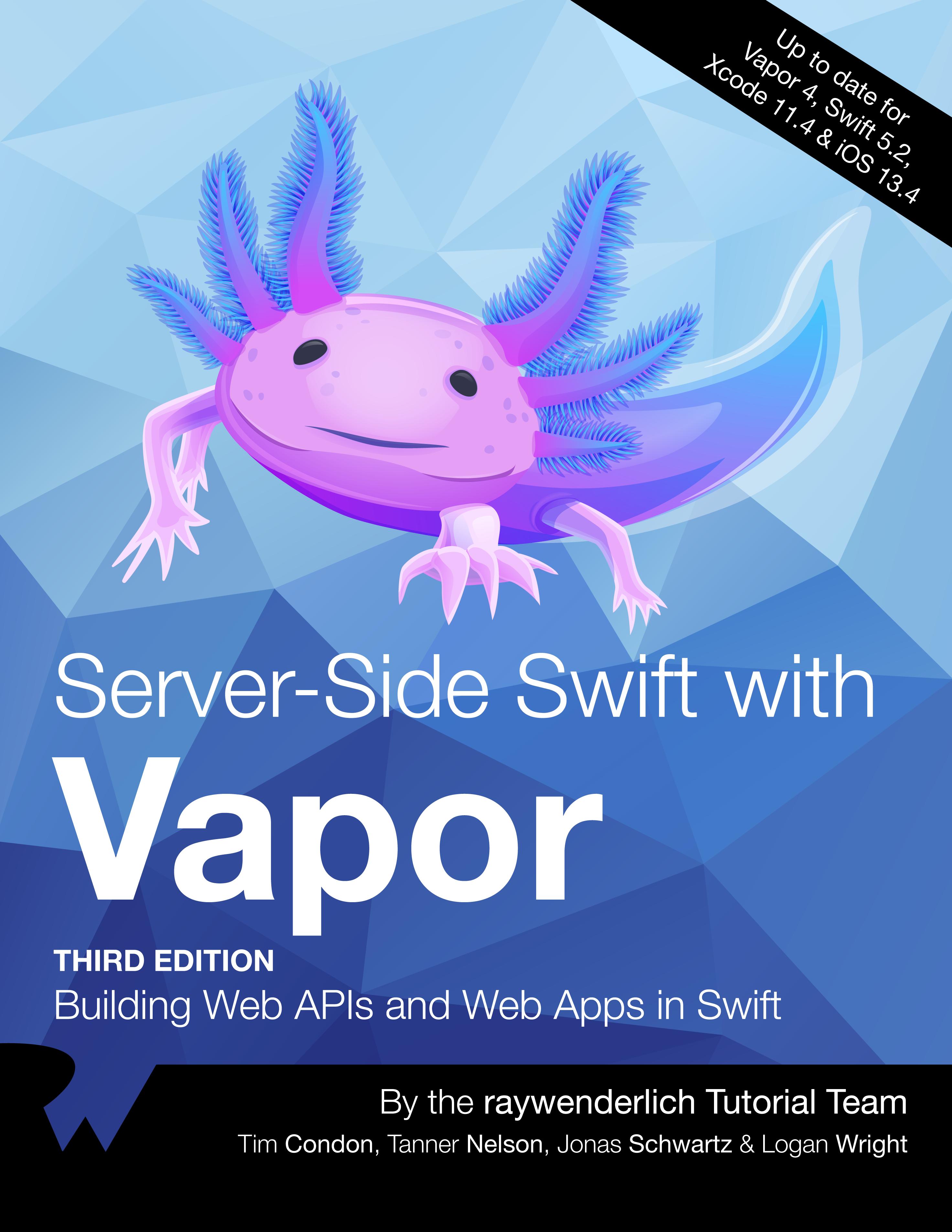 Server-Side Swift with Vapor